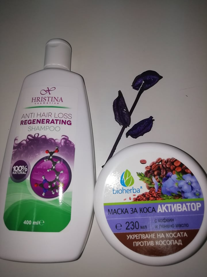 Терапия против косопад с билки и масла